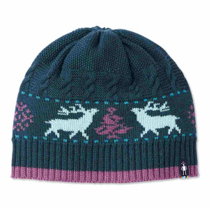 Caciula Unisex Smartwool Chup Kaamos Ever Glade Heather (Multicolor)