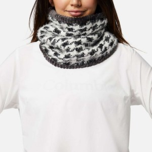 Neck Tube Columbia Winter Blur Plush Negru