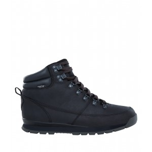 Ghete Barbati Hiking The North Face Back-To-Berkeley Redux Leather Negru