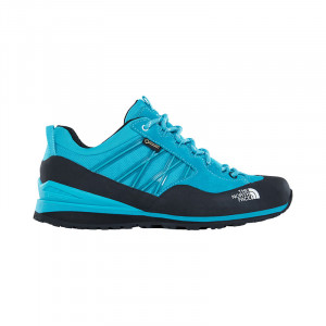 Incaltaminte Femei Hiking The North Face Verto Plasma 2 GTX Bleu / Negru
