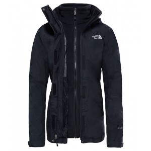 Geaca Femei Hiking The North Face Evolution II Triclimate Negru
