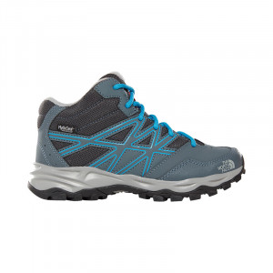 Ghete Juniori Hiking The North Face Hedgehog Hiker Mid WP Gri