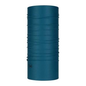 Neck Tube Multisport Unisex Buff Coolnet UV+ Insect Shield Solid Eclipse Blue Albastru