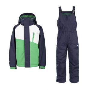Costum Schi Trespass Crawley K Verde