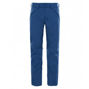 Pantaloni Schi The North Face Presena M Albastru