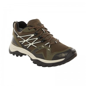 Incaltaminte Barbati Hiking The North Face Hedgehog Fastpack GTX (Eu) Verde / Negru