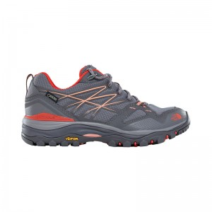 Incaltaminte Femei Hiking The North Face Hedgehog Fastpack GTX (Eu) Gri