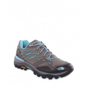 Incaltaminte hiking The North Face Hedgehog Fastpack GTX W Gri/Albastra