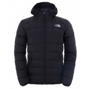 Geaca Barbati The North Face La Paz Hooded Negru