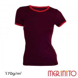 Tricou First Layer Merinito Melange W Mov