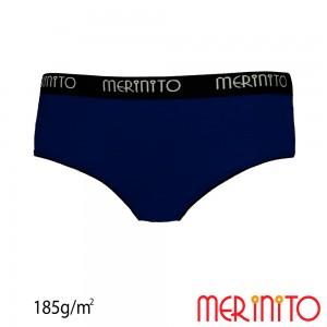 Lenjerie Merinito Hipster Briefs 100% Merinos 185g W Bleumarin