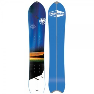 Placa Snowboard Unisex Never Summer Swift 157 Albastru