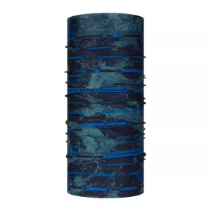 Neck Tube Multisport Unisex Buff Coolnet UV+ Insect Shield Stray Blue Bleumarin