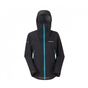 Geaca Montane W Direct Ascent Neagra