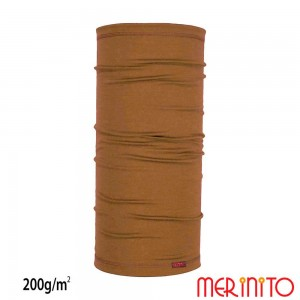Neck Tube Merinito Merinos 200g Maro