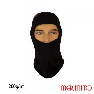 Cagula Merinito Merinos 200g Negru