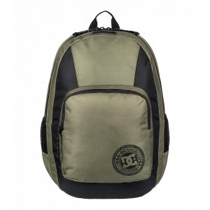 Rucsac DC The Locker Kaki