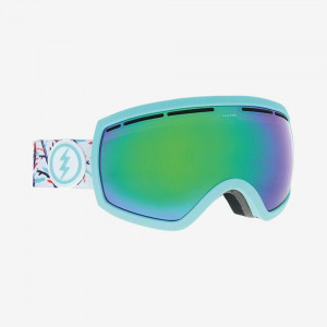 Ochelari Ski si Snowboard Electric EG2.5 Forest / Brose Green Chrome + Yellow Green