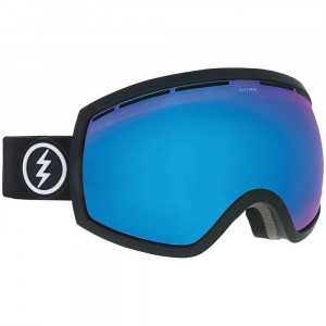 Ochelari Ski si Snowboard Electric EG2 Matte Black / Brose Blue Chrome