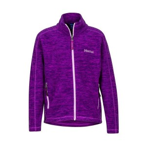 Polar Fete Hiking Marmot Lassen Fleece Mov