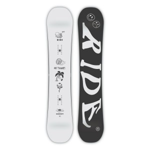 Placa Snowboard Barbati Ride Burnout 2019