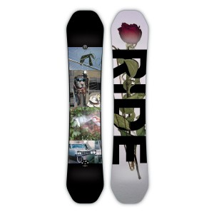 Placa Snowboard Barbati Ride Kink Wide 2019