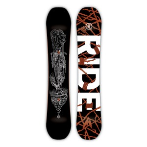 Placa Snowboard Barbati Ride Wildlife Wide 2019