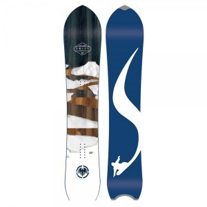 Placa Snowboard Unisex Never Summer Swift 162 Albastru