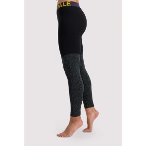 Pantaloni First Layer Femei Mons Royale Christy Legging Wild Thing (Multicolor)