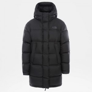 Geaca Puf Femei The North Face Vistaview Down Coat Tnf Black (Negru)