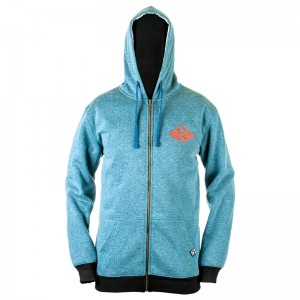 Hanorac Rome Mountain Zip-UP Albastru