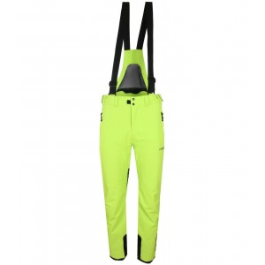 Pantaloni Ski Barbati Head Pro Countdown Lime
