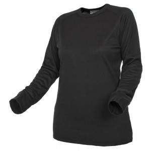 Bluza First Layer Trespass Honour Negru