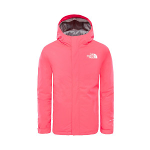 Geaca Copii Ski si Snowboard The North Face Snow Quest Corai