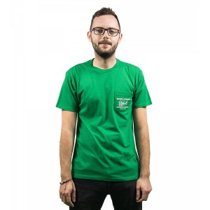 Tricou Barbati Etnies Beer and Fish SS Verde