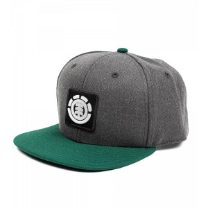 Sapca Element United Cap Negru / Verde