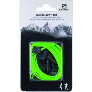 Sireturi Salomon Quicklace Kit Verde
