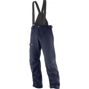 Pantaloni Schi Salomon Chill Out Bib M Bleumarin