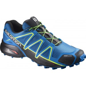 Incaltaminte Alergare Salomon Speedcross 4 CS M Albastru