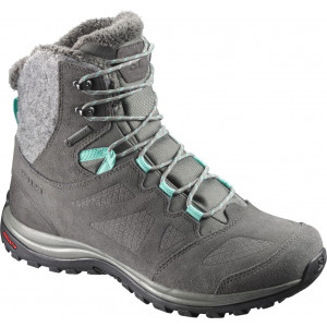 Incaltaminte Hiking Salomon Ellipse Winter GTX M Bej