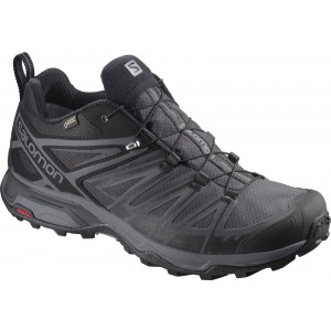 Incaltaminte Hiking Salomon X Ultra 3 GTX M Negru