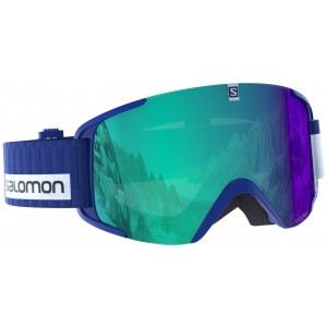 Ochelari Schi si Snowboard Salomon Xview Photo Blue / All Weather Blue
