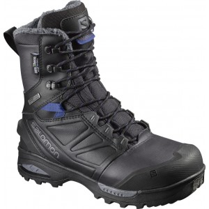 Incaltaminte Hiking Salomon Toundra Pro CS WP W Negru