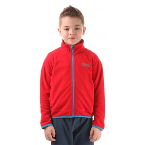 Polar Nordblanc Balmy Tecnopolar Light Fleece K Rosu
