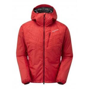 Geaca Drumetie Barbati Montane Prism Alpine Red