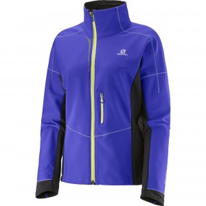 Windstopper Salomon W S-Lab XC WS Violet
