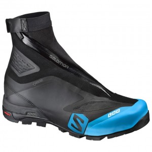 Incaltaminte hiking Salomon S-Lab X Alp Carbon 2 GTX M Neagra/Albastra