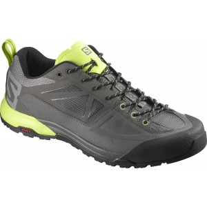 Incaltaminte Hiking Salomon X Alp Spry M Gri