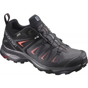 Incaltaminte Hiking Salomon X Ultra 3 GTX W Negru