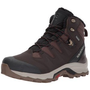 Incaltaminte Hiking Salomon Quest Winter GTX M Maro